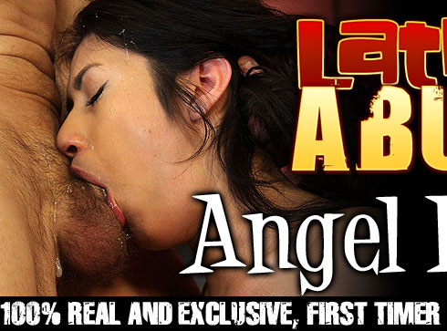 Latina Abuse Destroys Angel Del Ray